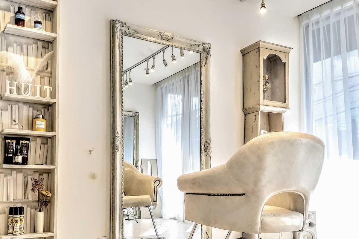 自由が丘の個室のプライベートヘアサロン(美容室)の店内写真